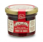 Confit de cereza vidrio 125 ml.